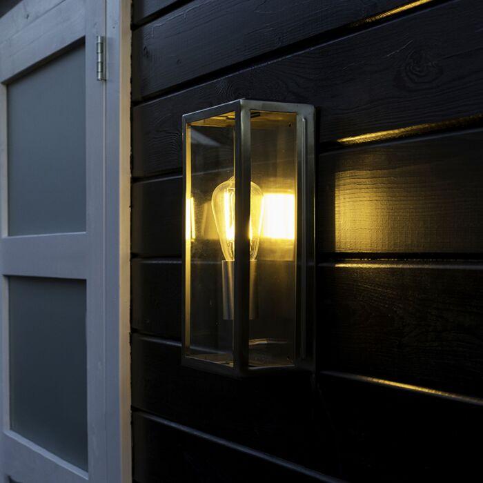 Aplique-moderno-rectangular-de-acero-IP44---Rotterdam-1