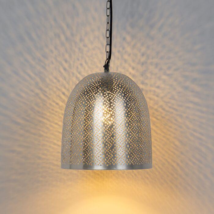 Lámpara-colgante-oriental-acero---SINBAD-3