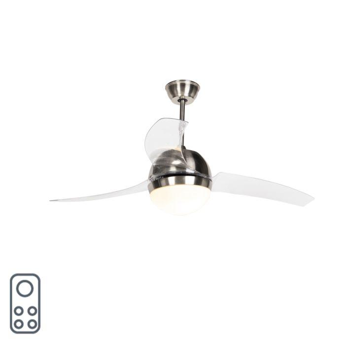 Ventilador-de-techo-en-acero-con-control-remoto---Bora-52