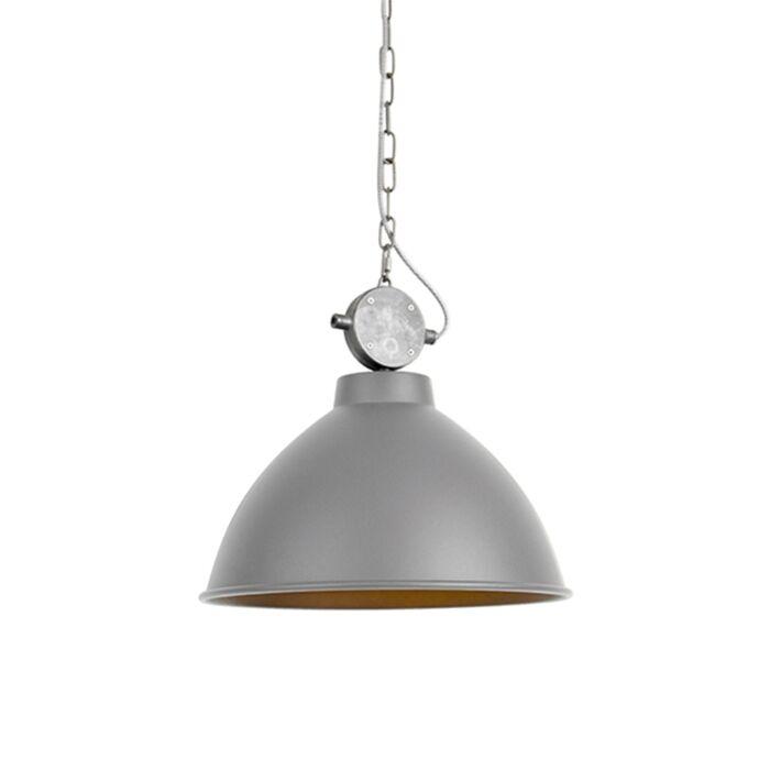 Lámpara-colgante-Country-gris---Anterio-38
