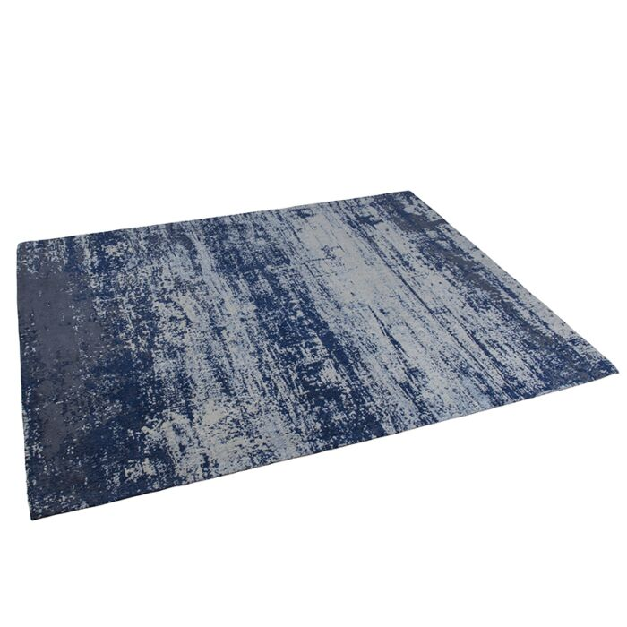 Alfombra-vintage-rectangular-160x230cm-azul---KOCHI