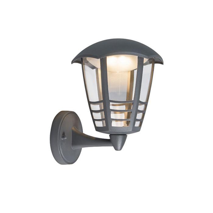 Aplique-gris-oscuro-IP54-LED---MARA