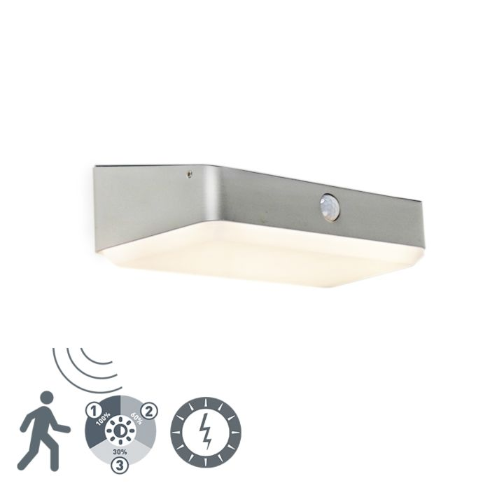 Aplique-LED-solar-movimiento---BLOX