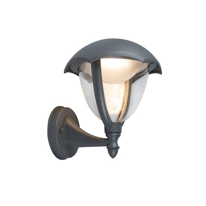 Aplique-moderno-aluminio-IP54-LED---CAPPE-UP