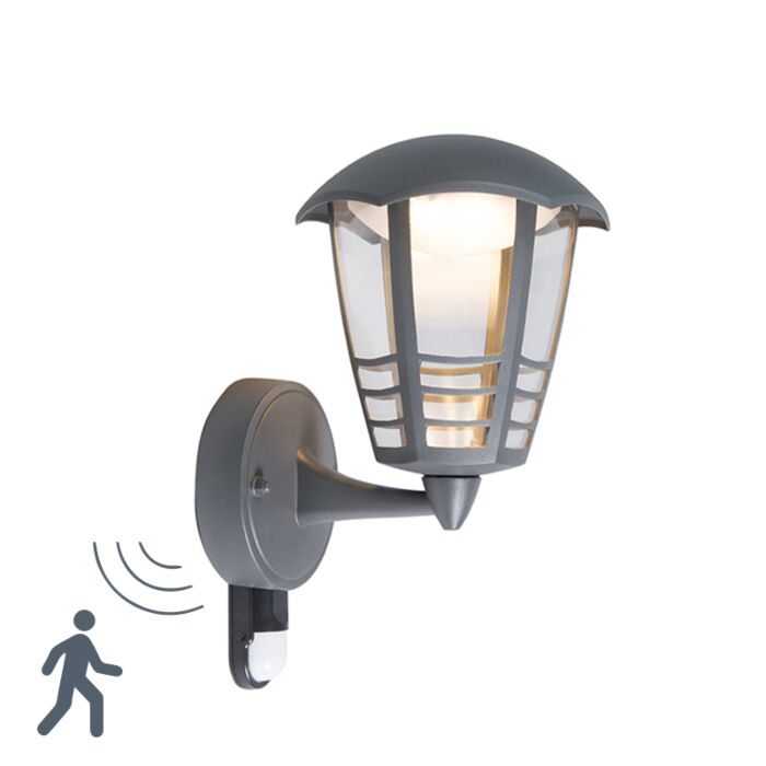 Aplique-gris-oscuro-con-sensor-de-movimiento-IP54-LED---MARA