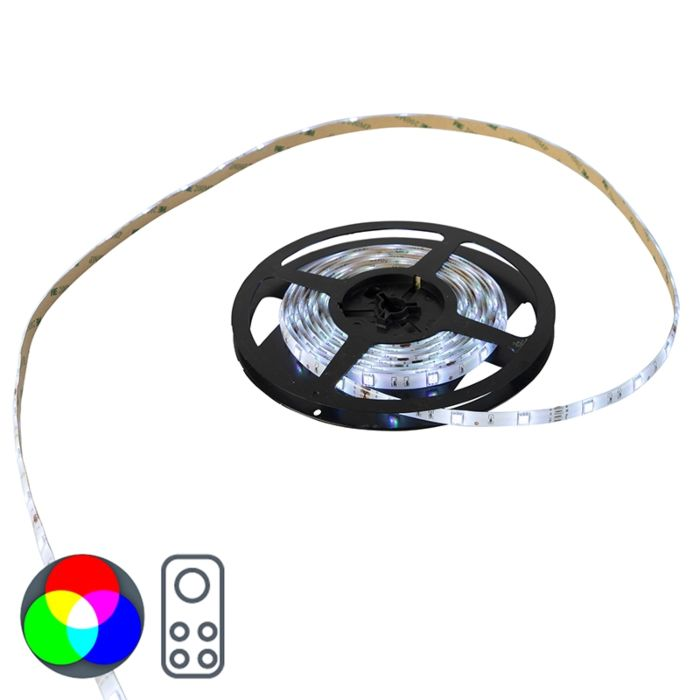 Tira-LED-flexible-5-metros-multicolor-RGB---Teania