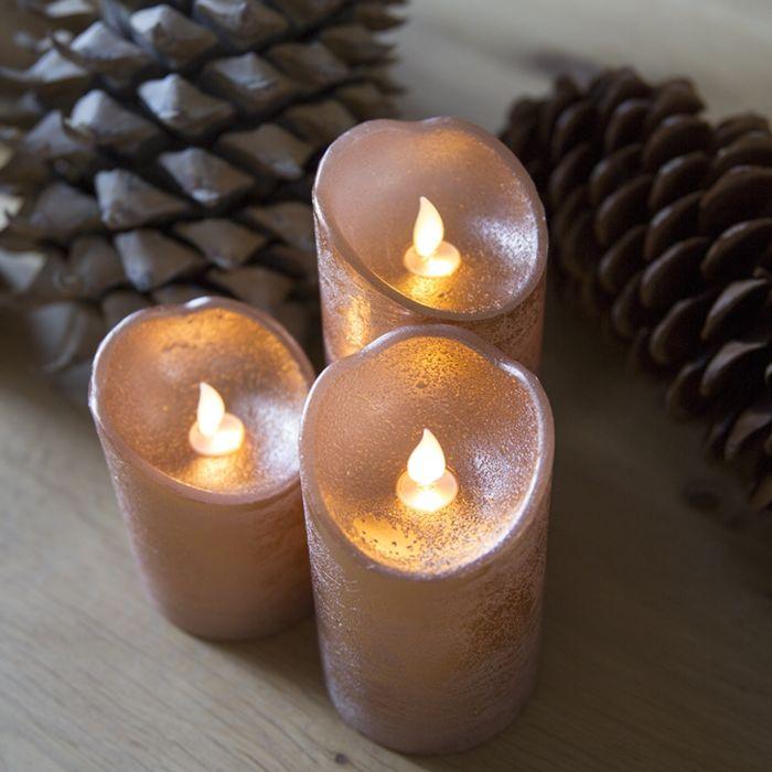 Set-de-3-velas-decorativas-LED-cobre
