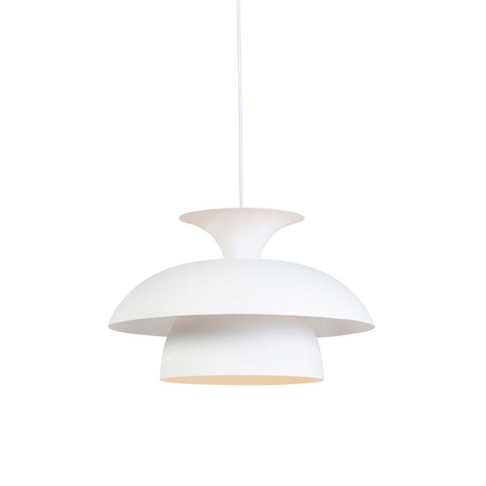 Lámpara-colgante-moderna-redonda-blanca-3-capas---TITUS