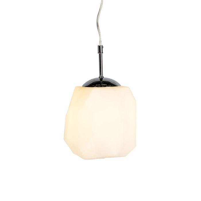 Lámpara-colgante-diseño-blanca---KRYPTON