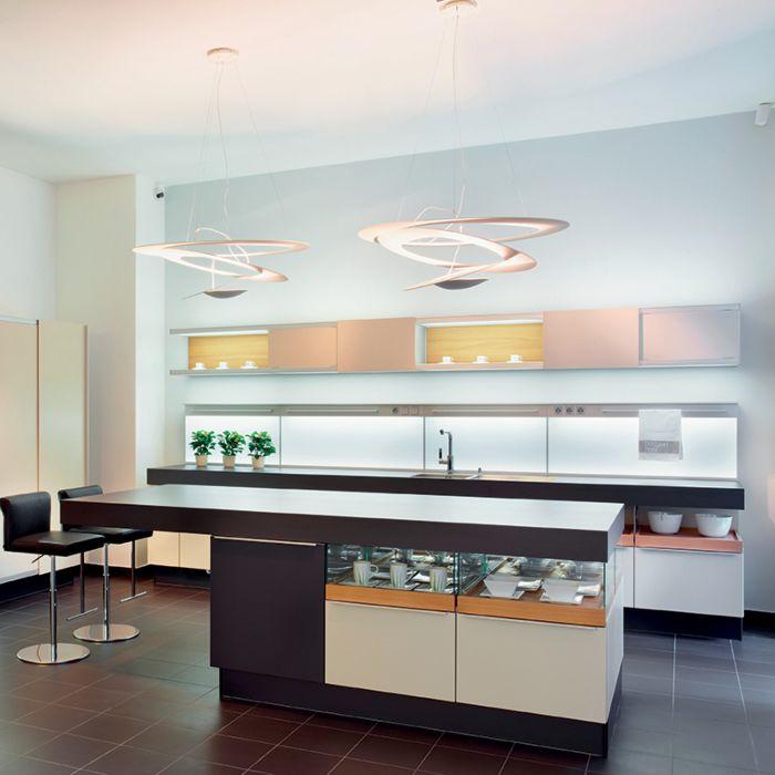 Lámpara-colgante-diseño-blanco-97cm---PIRCE-Suspension
