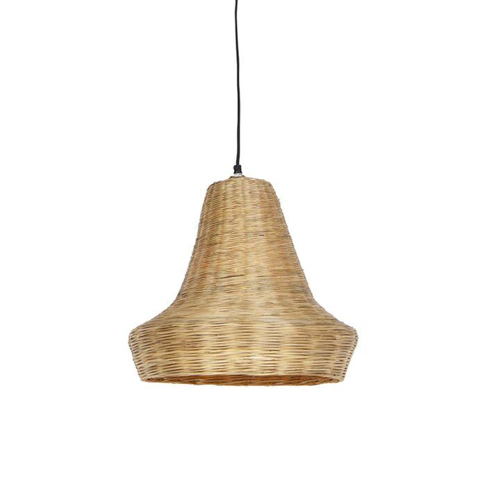 Lámpara-colgante-nacional-bambú-40-cm---Lolium