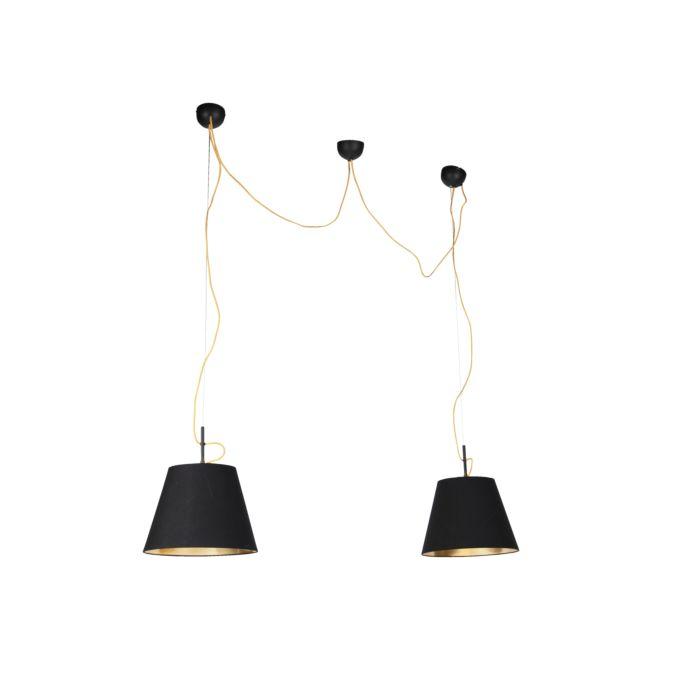 Lámpara-de-colgante-moderna-negra-2-luces---ANDRIE