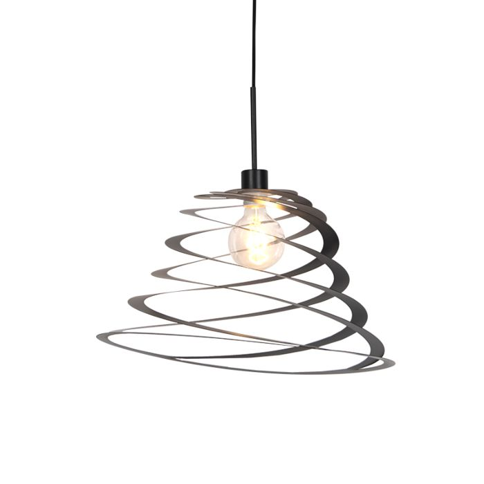 Lámpara-colgante-de-diseño-con-pantalla-en-espiral-de-50-cm---Scroll