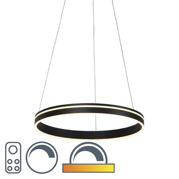 Lámpara-colgante-moderna-antracita-2700-5000K-LED---RONITH
