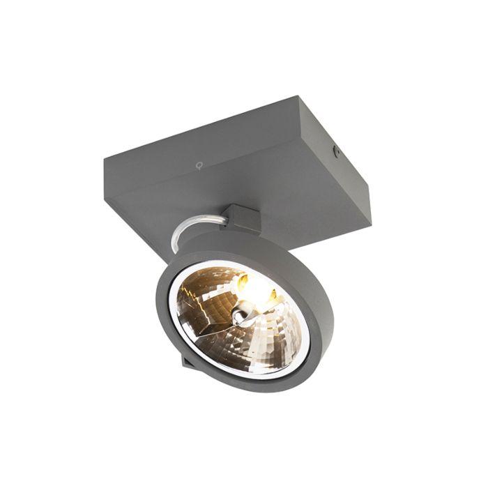 Foco-gris-1-LED---GO