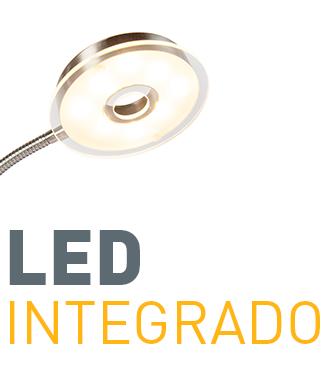 LED integrado