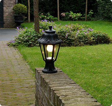 Lamparayluz home Iluminación exterior banner