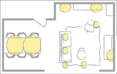 Un plan de iluminación es lo más sencillo