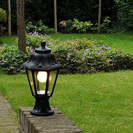 Lamparayluz - ¿Cómo instalar iluminación de exterior?