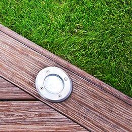 Lamparayluz - ¿Quieres saber cómo instalar focos para el suelo de exterior?