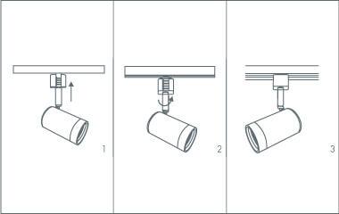 Paso 4. Coloca los focos